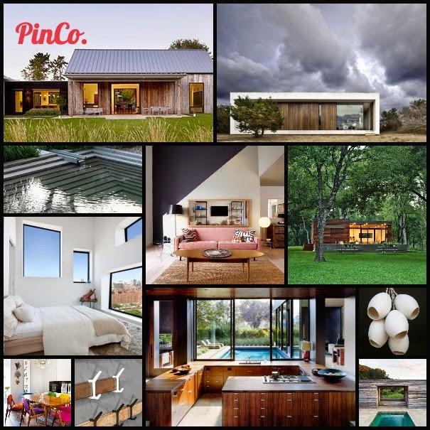 Pinterest mash up of great design