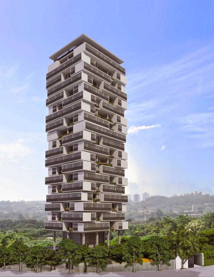 Rua Cambutiu Apartment Building