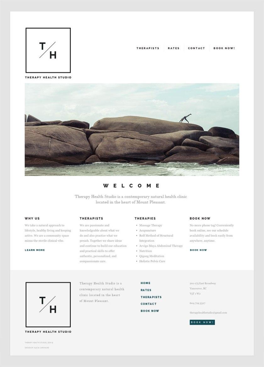 Website Design_Alicia Carvalho