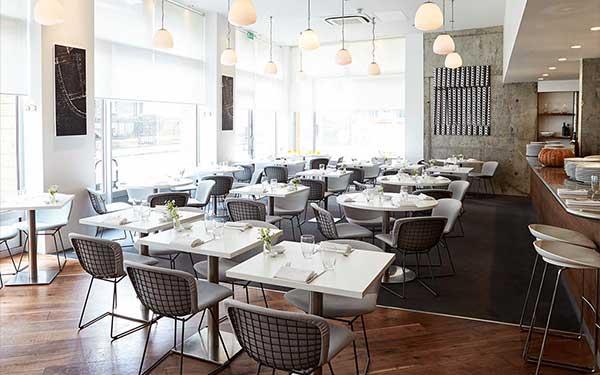 Zucca Restaurant in Bermondsey