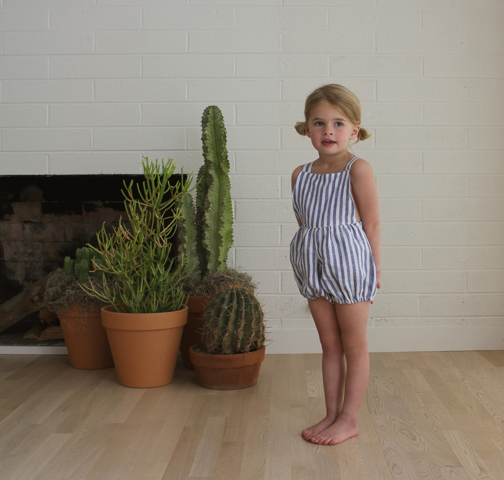 Mabo kids_playsuit_blue_white_stripe